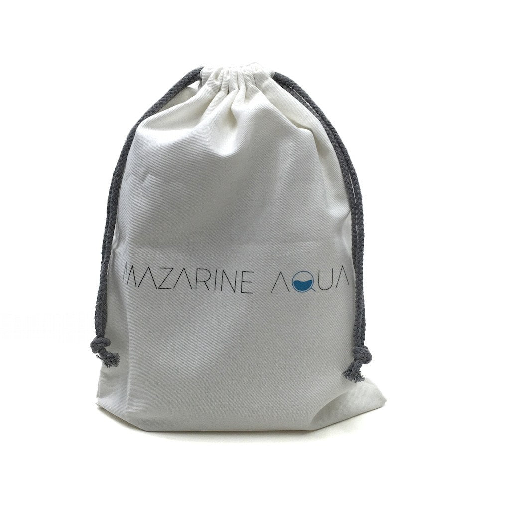 Cotton Drawstring Pouch-Large(CB-14) - greenpac.com.au