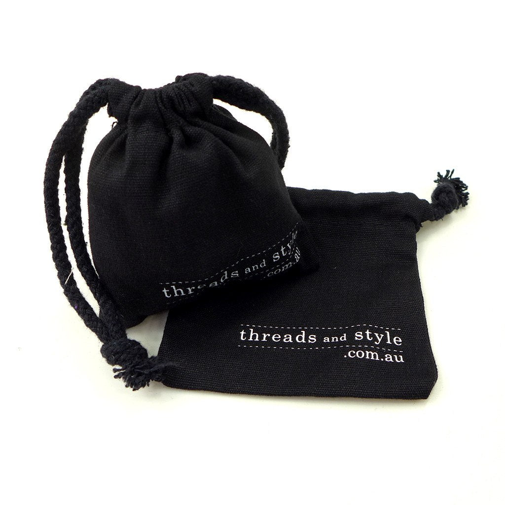 Cotton Drawstring Pouch-Mini(CB-11) - greenpac.com.au