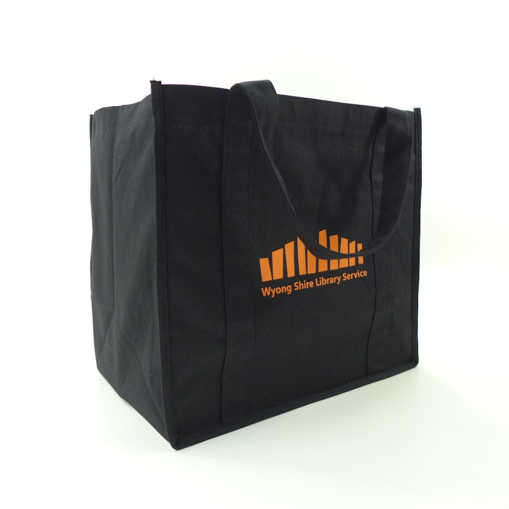 Cotton Heavy Duty Shopping Bags(CB-07) - greenpac.com.au