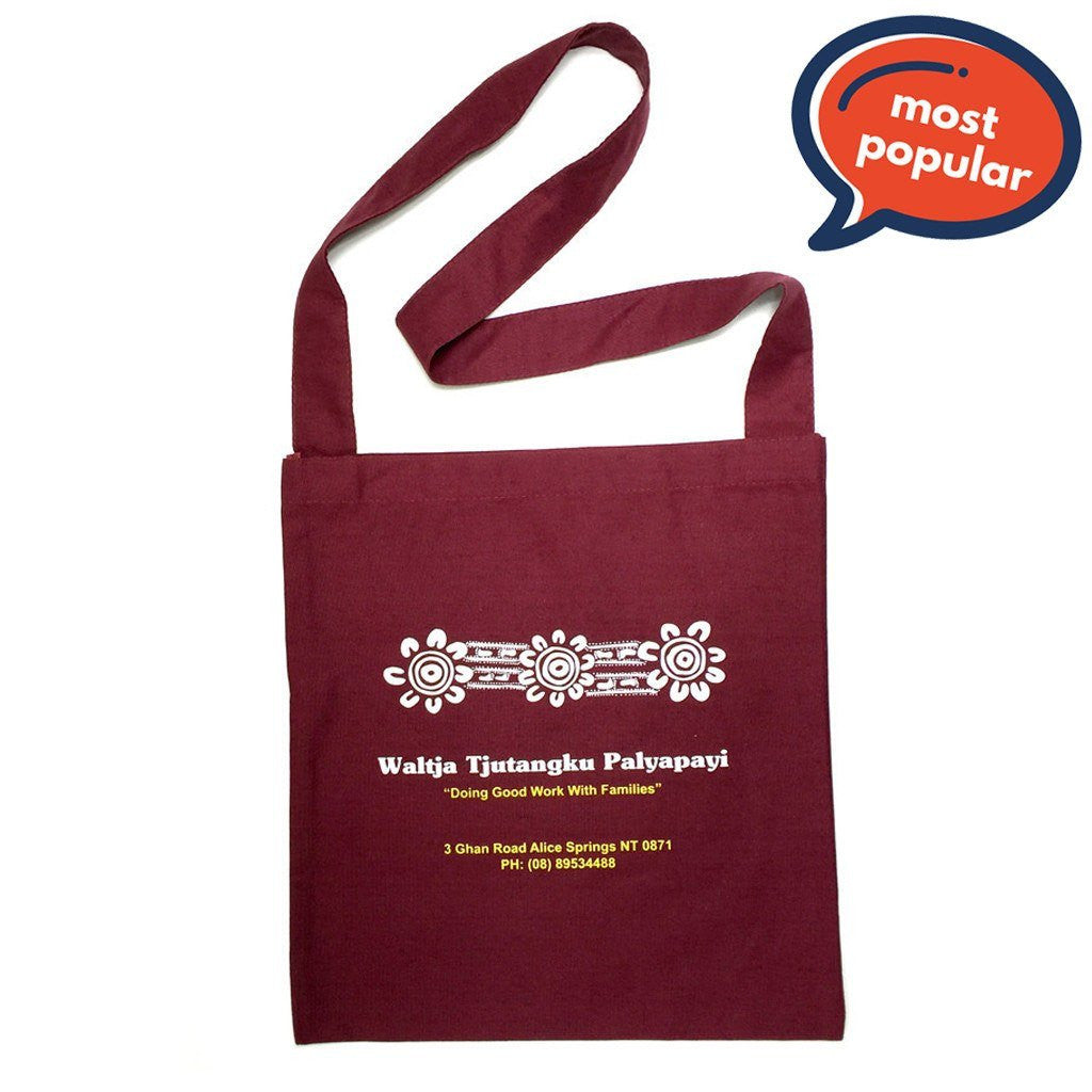 Cotton Messenger Bags(CB-08) - greenpac.com.au