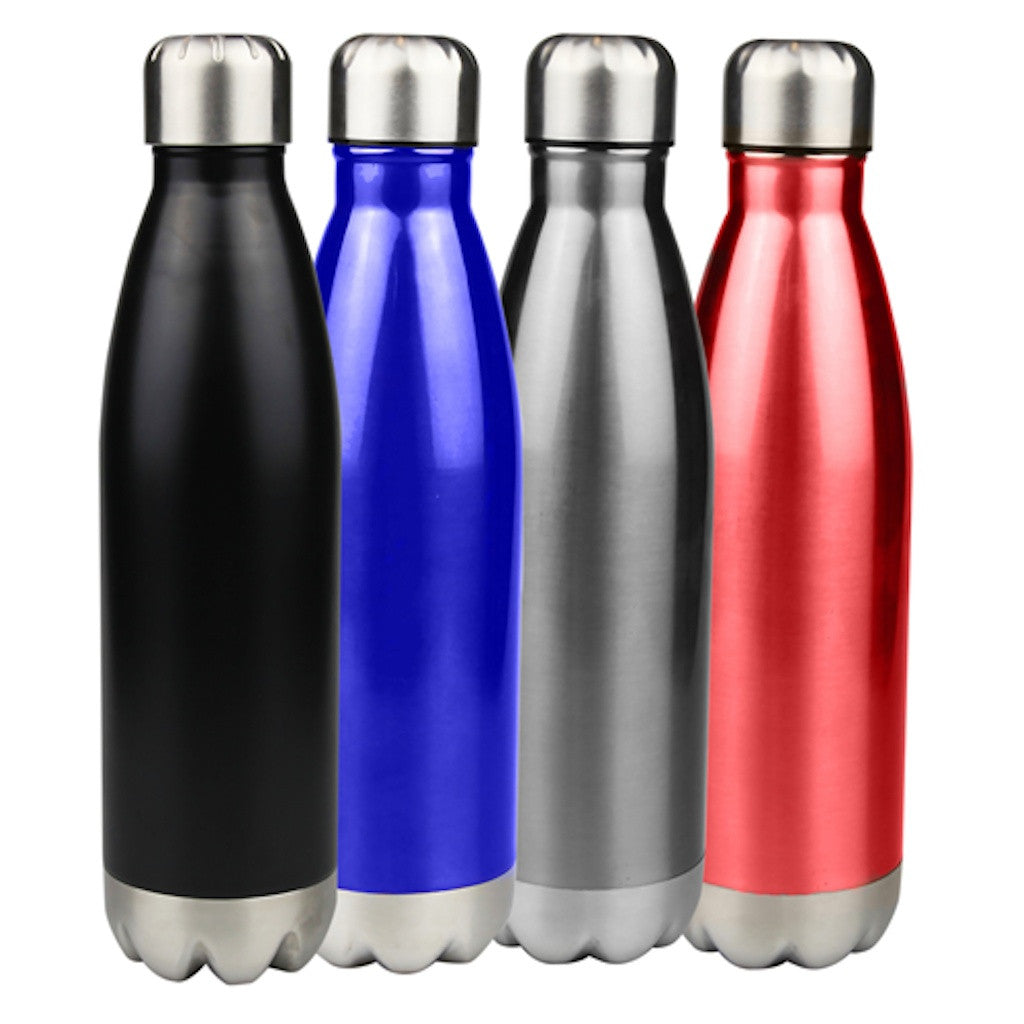 500ml KOMO Metal Drink Bottle(SDW-88) - greenpac.com.au