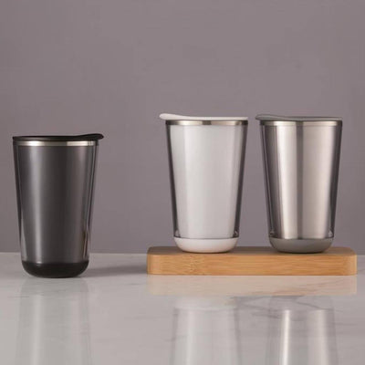 Double Walled Dia travel tumbler(SDW-35) - greenpac.com.au