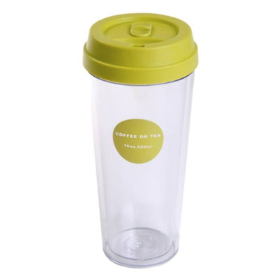 Double Walled Sip Lid Coffee Cup-Large(SDW-34) - greenpac.com.au