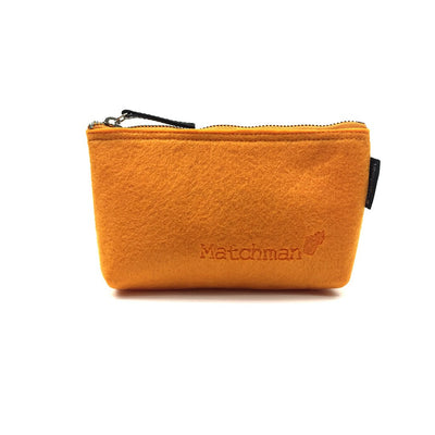 Felt Zipper Bag-Large(FB-10) - greenpac.com.au