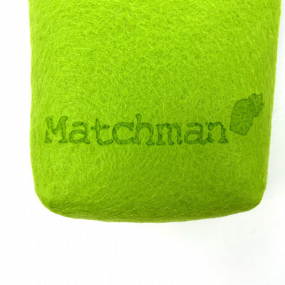 Felt Zipper Bag-Small(FB-11) - greenpac.com.au