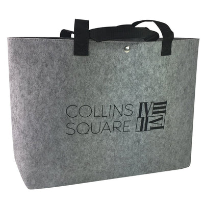 Stock Felt Shopper(SFB-03D) - greenpac.com.au