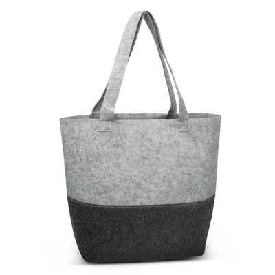 Felt Bag - Stock Felt Two Tone Tote Bag(SFB-02T)