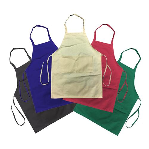 Junior Cotton Apron(SCT-03D) - greenpac.com.au