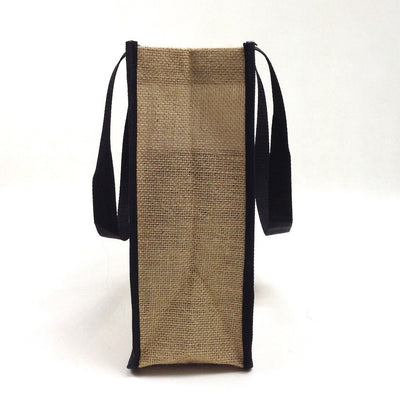 Jute Carry Bag-Landscape(JB-03) - greenpac.com.au