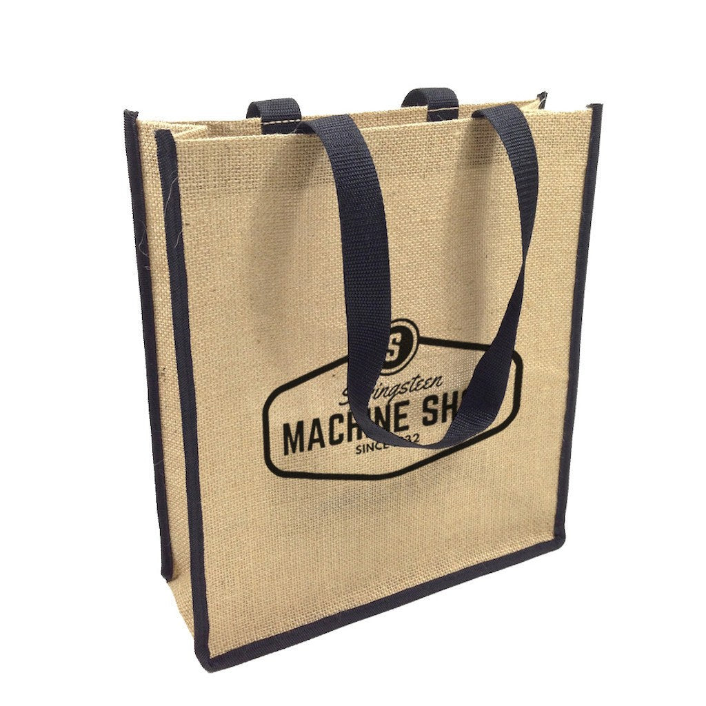 Jute Shopping Bag-Portrait(JB-02) - greenpac.com.au