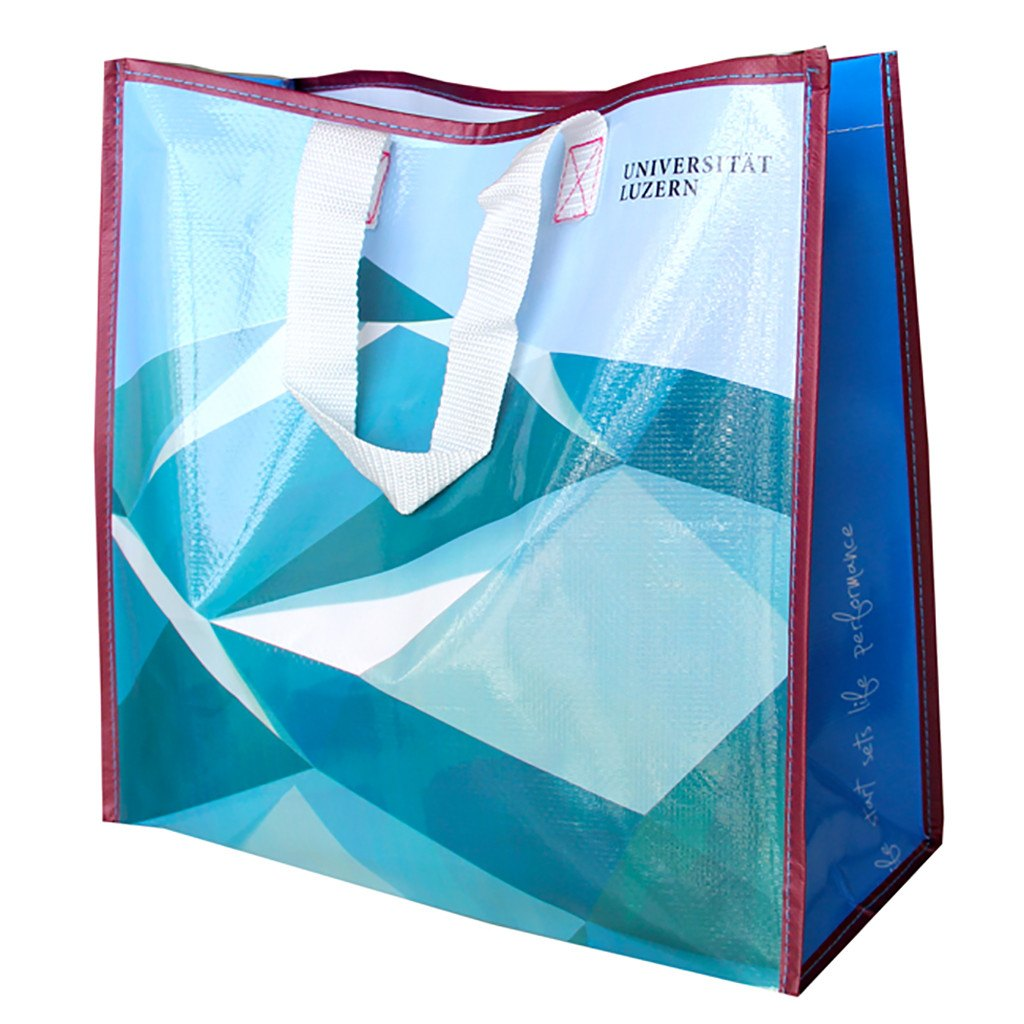 Laminated Standard Shopping Bag(LB-02) - greenpac.com.au