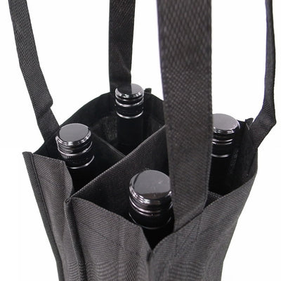 NWPP 4 Bottles Wine Bag(NW-6002) - greenpac.com.au