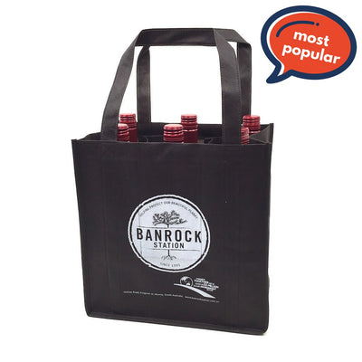 NWPP 6 Bottles Wine Bag(NW-6014) - greenpac.com.au