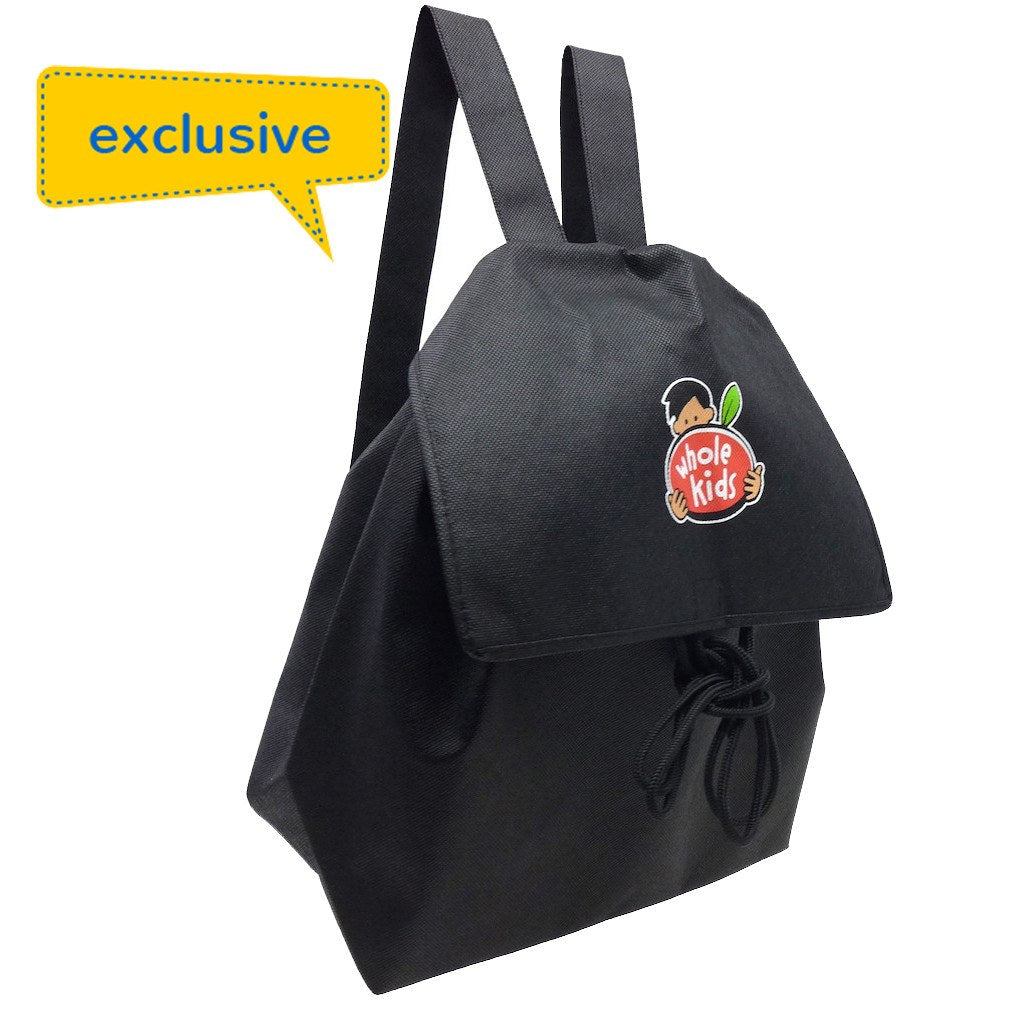 NWPP Backpack Bag With Flap(NW-5010) - greenpac.com.au