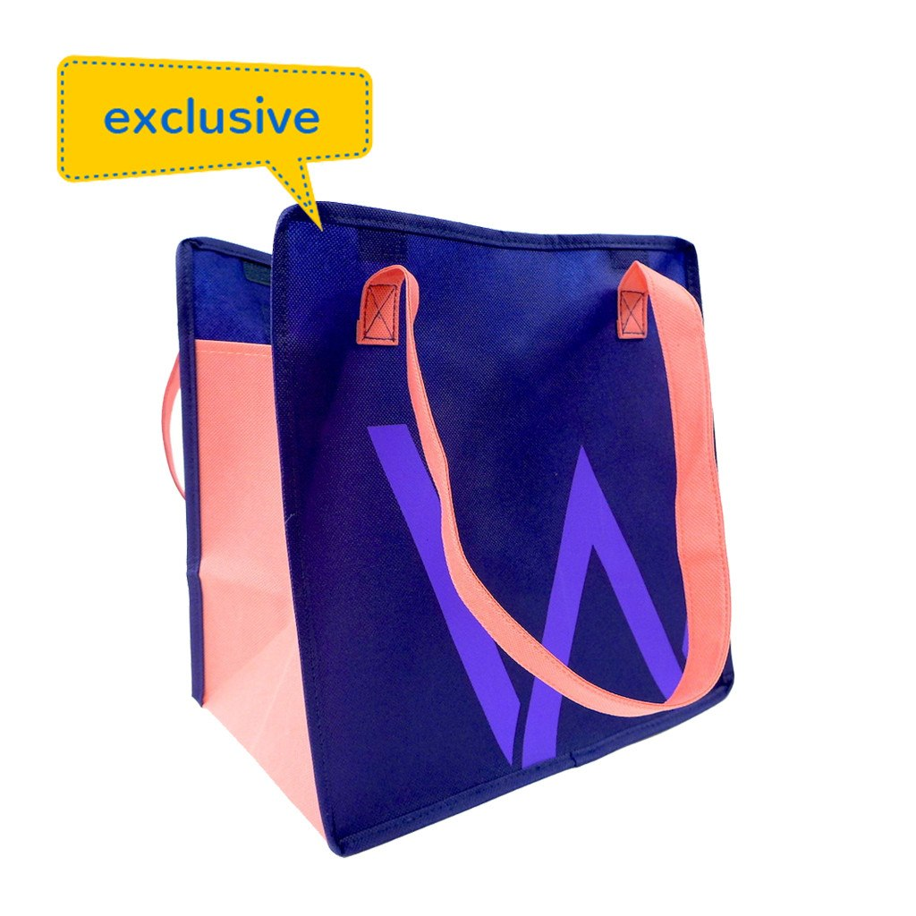 NWPP Handy Shopping Bag(NW-2007) - greenpac.com.au