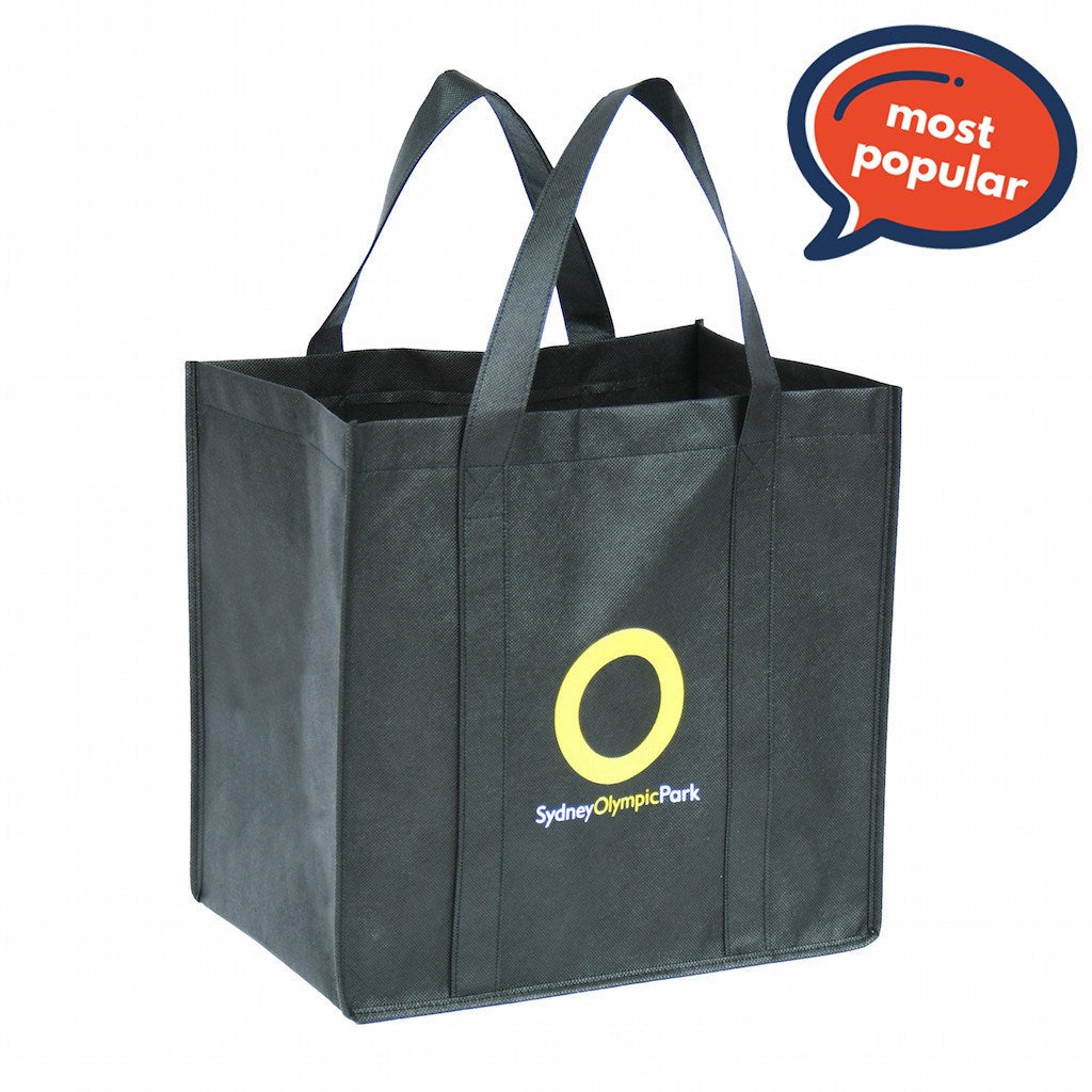 NWPP Heavy Duty Supermarket Bag(NW-2005) - greenpac.com.au