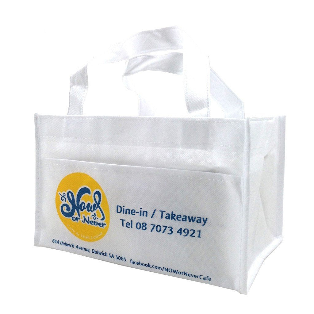 NWPP Small Take-away Bag(NW-6005) - greenpac.com.au