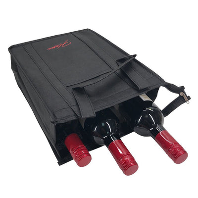 Stock NWPP Cooler Bag Zipped Top(SNB-22D) - greenpac.com.au