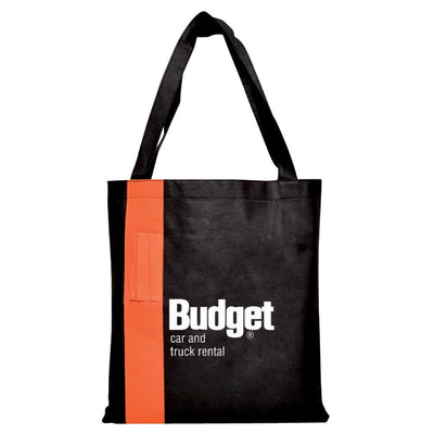 Non-woven Bag - Stock NWPP Executive Non-Woven Tote Bag(SNB-15)
