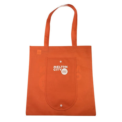 Non-woven Bag - Stock NWPP Fold-up Bag(SNB-29)