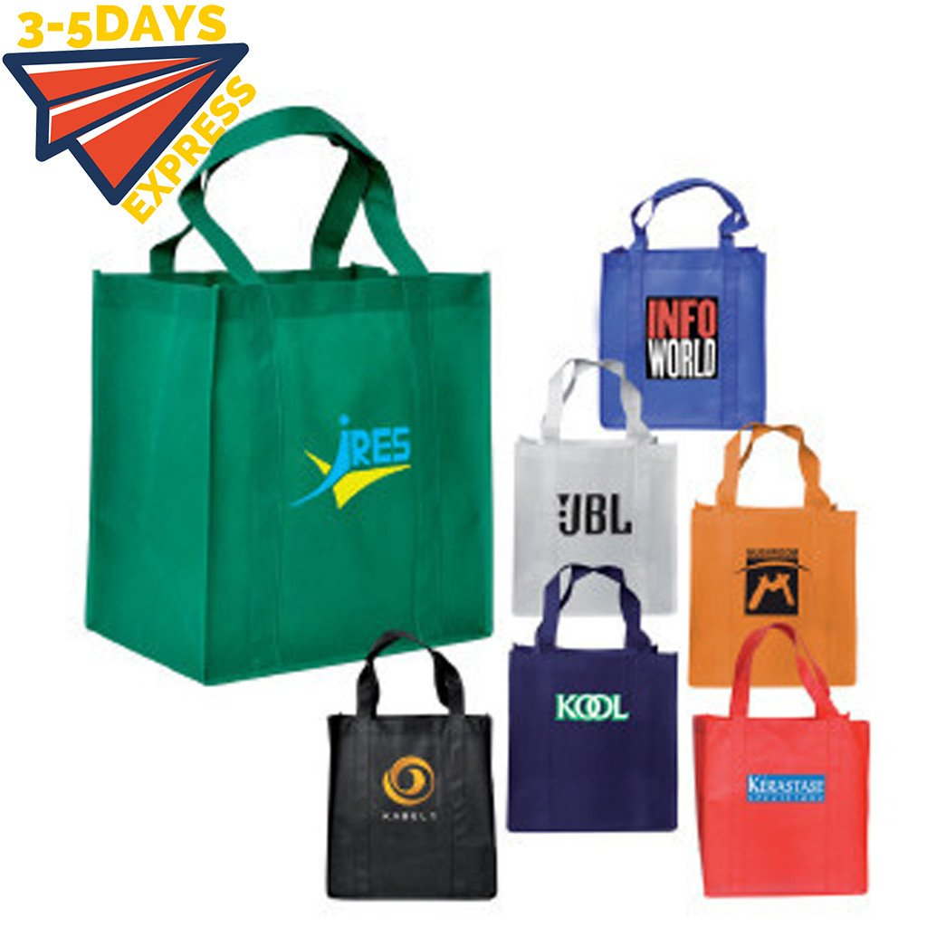 Stock NWPP Shopping Bag(SNB-06) - greenpac.com.au