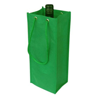 Stock NWPP Single Bottle Bag(SNB-23) - greenpac.com.au