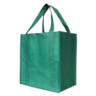 Non-woven Bag - Stock NWPP Supermarket Bag(SNB-32)