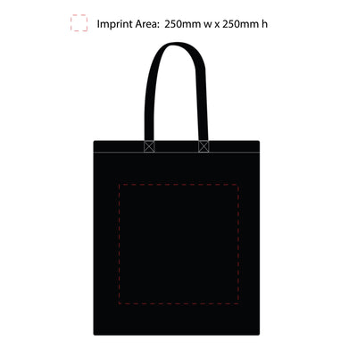 Stock NWPP Tote Bag With Gusset(SNB-04) - greenpac.com.au - 11