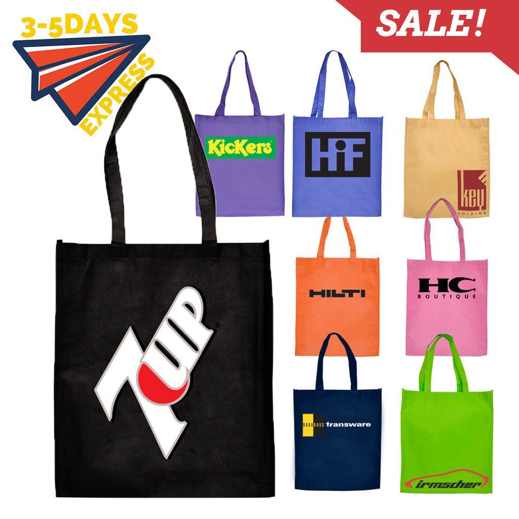 Stock NWPP Tote Bag With Gusset(SNB-04H) - greenpac.com.au