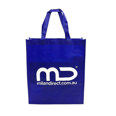 Non-woven Bag - Stock NWPP Tote Bag With Gusset(SNB-04)