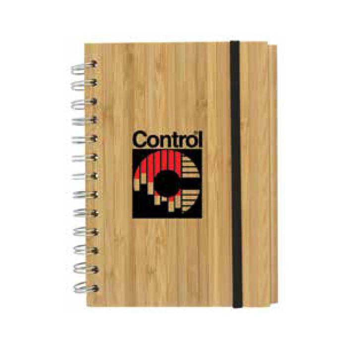 Bamboo Eco Notebook(SNBS-21) - greenpac.com.au