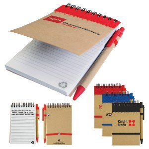 Recycled Jotter Pad(SNBS-19) - greenpac.com.au
