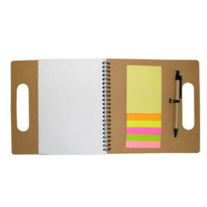 The Enviro Recycled Notebook(SNBS-22) - greenpac.com.au