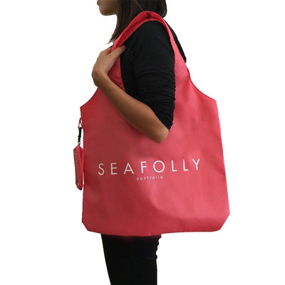 Nylon Foldable Tote Bag(NY-03) - greenpac.com.au
