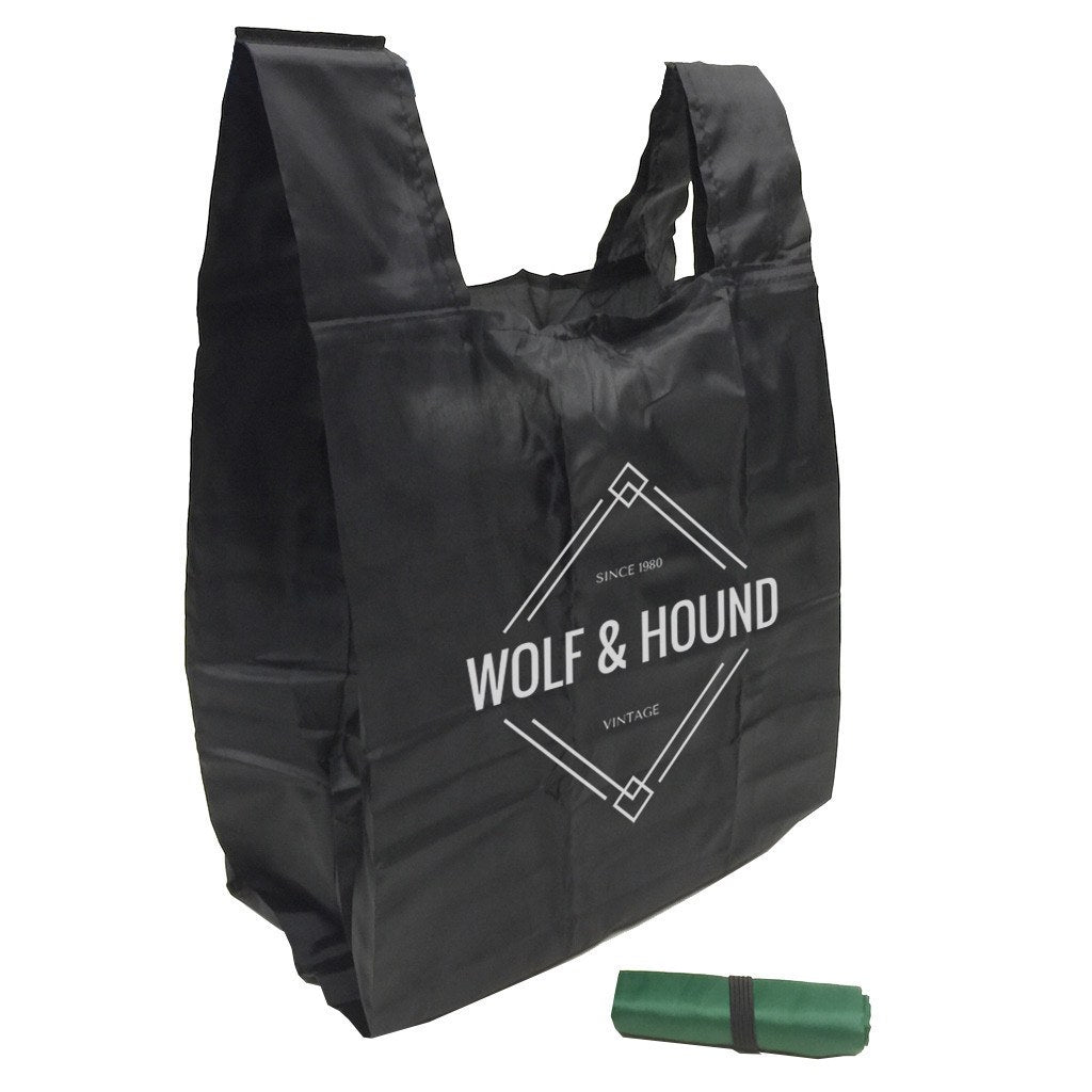 Nylon Roll Up Carry Bag(NY-04) - greenpac.com.au