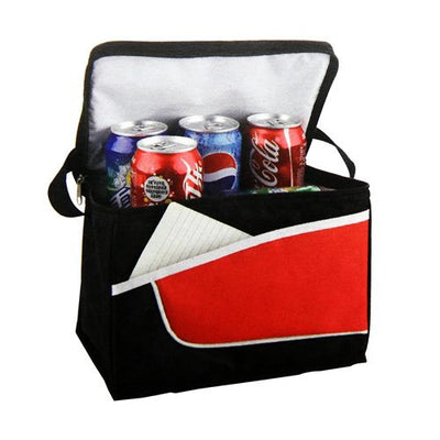 Stock Nylon Coloured Cooler Bag(SNB-41D) - greenpac.com.au