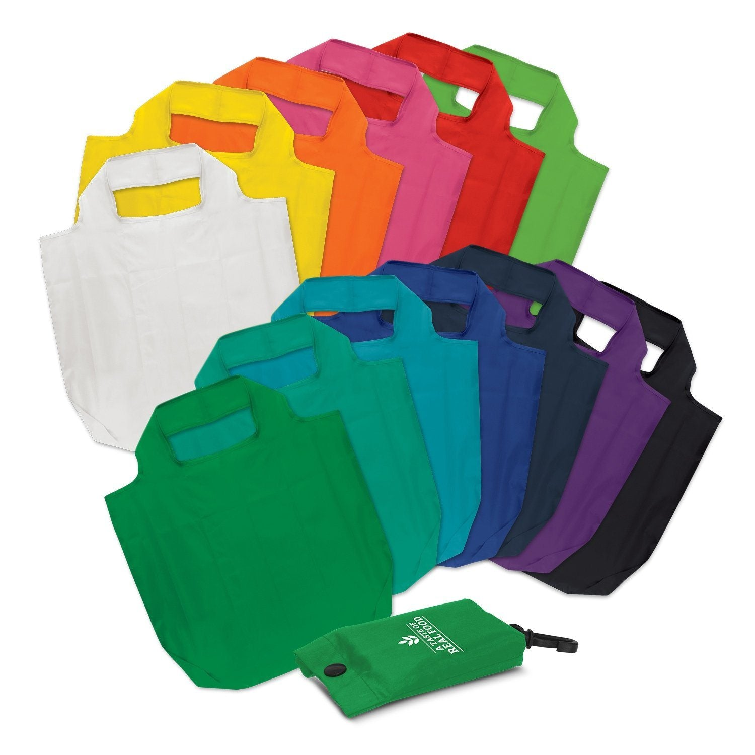 Stock Nylon Fold-Away Bag(SNB-65T) - greenpac.com.au
