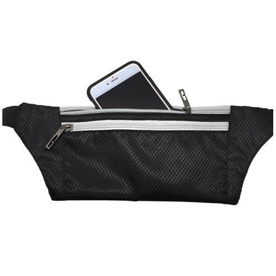 Stock Nylon Sports Waist Bag(SNB-43D) - greenpac.com.au