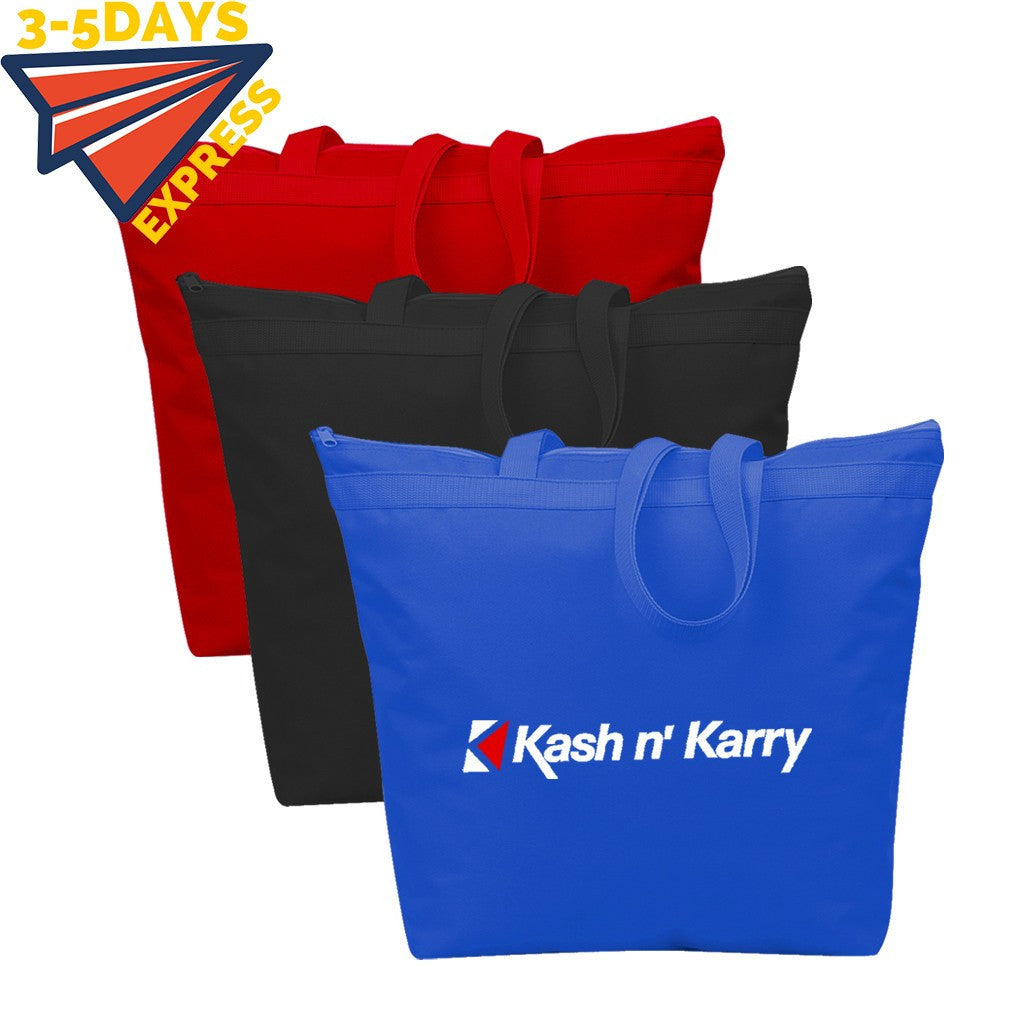 Stock Polyester Tote Bag(SPB-01) - greenpac.com.au