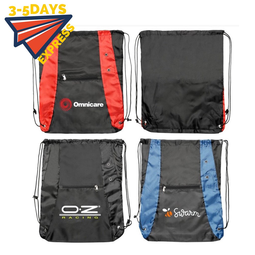 Stock  Asherton Drawstring Bag(SNY-37H) - greenpac.com.au