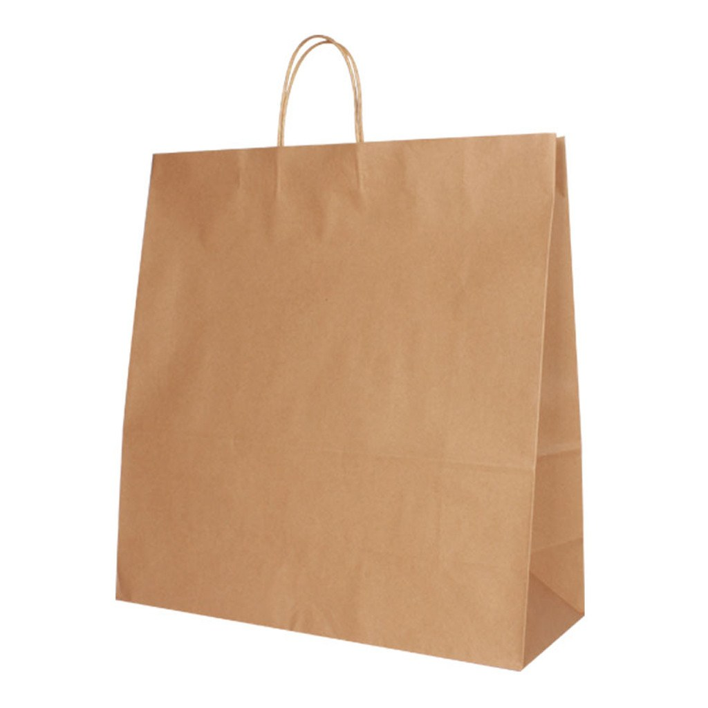 Kraft  Paper Extra Large Bag-Brown((KP-05) - greenpac.com.au