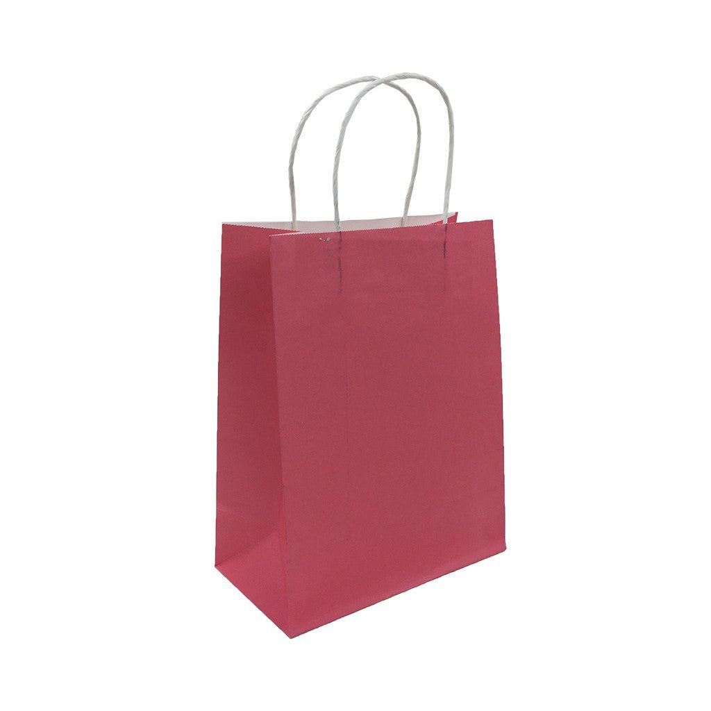 Kraft Paper Small Bag-Coloured(KP-12) - greenpac.com.au