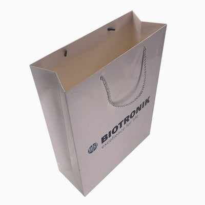 Paper Portrait Document Bag-Medium(LP-13) - greenpac.com.au