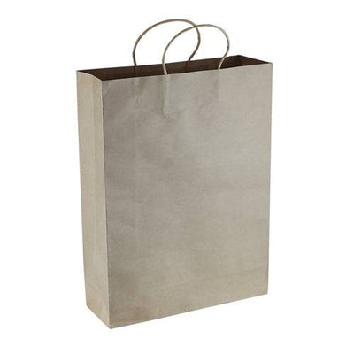 Paper Bag - Stock Kraft Paper Shopping Bag(SKP-01D)