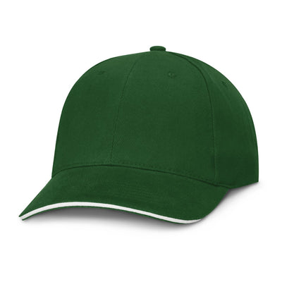6 Panel Sandwich White Trim Cap(SHW-13T) - greenpac.com.au