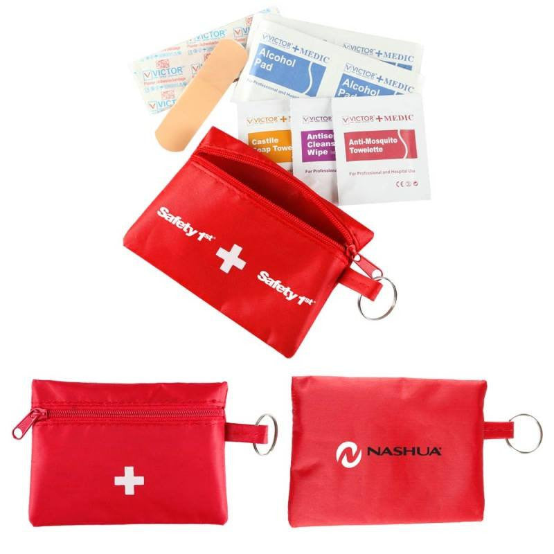 First Aid Travel Kit - 22 Piece(SOD-25) - greenpac.com.au
