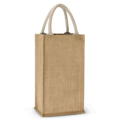 Stock Jute Double Wine Carrier(SJB-15T)