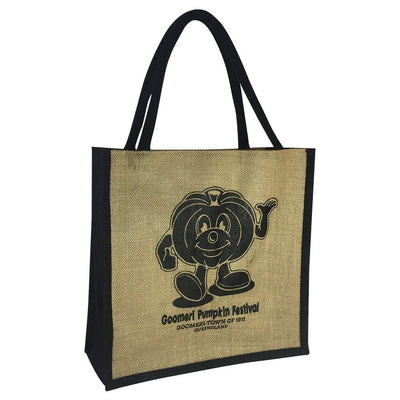 Stock Jute Square Shopper-Coloured(SJB-06T) - greenpac.com.au