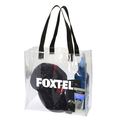 Stock PVC Tote Bag(SVB-02) - greenpac.com.au - 2