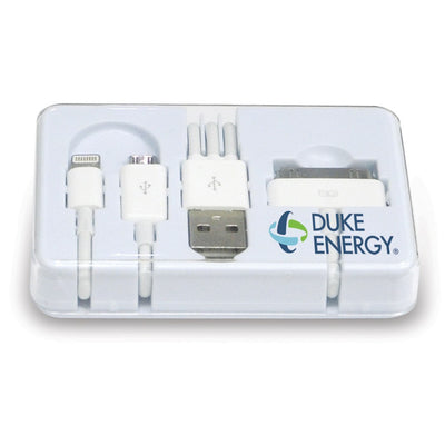 3 in 1 Phone Charger Set(STP-32) - greenpac.com.au